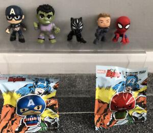 Official Funko Marvel Mystery Mini Endgame Civil War Bundle Job Lot Hulk Hawkeye