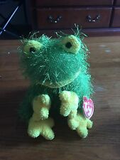 Ty Punkies - Hopscotch the Frog 2002 Great Condition!