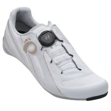 Pearl Izumi Women's Race Road v5 Carbon Boa Bike Cycling Shoes White - 41