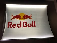 RED BULL LARGE LED METAL WALL SIGN BRAND NEW PUB/BAR/MANCAVE