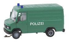 Faller h0 161632 CS MB t2 vario polizia (Herpa) Nuovo/Scatola Originale
