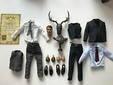 1/6 Custom Figure - Moviefei - Hannibal OOAK Set BIB