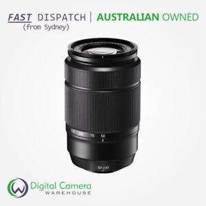 FUJINON XC 50-230mm F4.5-6.7 OIS II Mirrorless Fuji Telephoto Zoom Fujifilm Lens