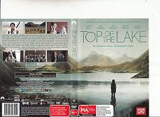 Top of The Lake-2013-Mini-Series-Elisabeth Moss-2 Disc-Australia Movie-DVD