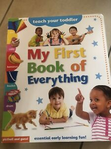 My First Book Of Everything