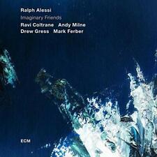 IMAGINARY FRIENDS - ALESSI RALPH [CD]