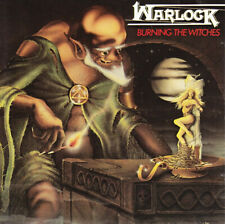 Warlock - Burning The Witches   Germany  New  Sealed
