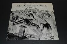 Theodore Dubois~The Seven Last Words of Christ~Lyrichord LLST 790~FAST SHIPPING