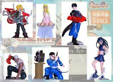 Full Metal Alchemist Gashapon Hg Part 2 6pc Set Bandai completa e imballata