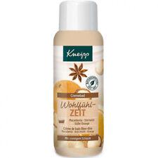 Kneipp Aroma bubble bath 400ml Cupuacu nut Aromatherapy de-stress unwind relax