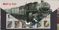 POSTAL MUSEUM MAIL BY RAIL BPMA PRESENTATION PACK Post Go TYPE 1 FEBRUARY 2017