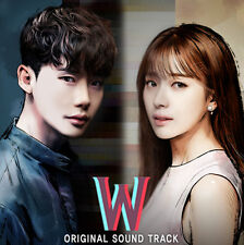 W O.S.T 2016 Korea MBC TV Drama OST 2 CD+16p Photo Book Sealed