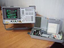 HP 8593E Portable Spectrum Analyzer, 9 kHz to 22 GHz