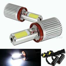 1x Pair Buick Chevrolet Ford H8 H11 White LED COB 40w Low Beam Fog Light Bulbs