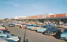 Monroeville PA * Shopping Center 1950s * S.S. Kresge Sun Drug Store Pittsburgh