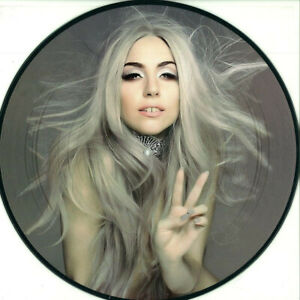 """Lady Gaga Yoü And I Part 2 Disco Vinile Vinyl 12"""" Picture Limited Edition NEW"""