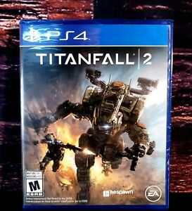 Titanfall 2 Spanish Cover - PS4 - Sony PlayStation 4 - Brand NEW - Sealed