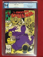 The Amazing Spider-Man 247 PGX 9.4 Not CGC NM