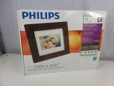 digital frame Phillips 7 inch open box