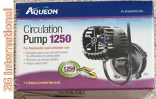 Aqueon Circulation Pump 1250 for Freshwater and Saltwater use