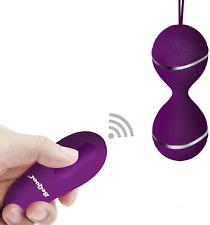 BEQOOL Liebeskugeln mit Vibration -en drahtlose Fernbedienung spielzeug