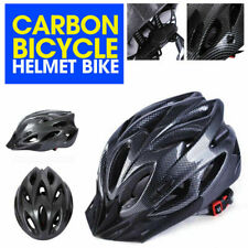 Cycling Carbon Bicycle MTB Skate Helmet Mountain Adult Bike Helmet for Men Women