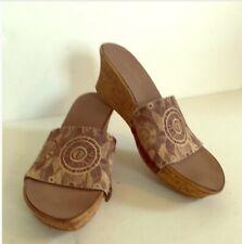 Onesole Size 10 CORK WEDGE Interchangeable Shoe
