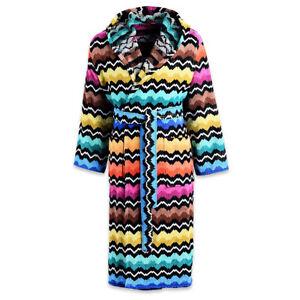 Missoni VASILIJ 160 Unisex bathrobe with hood