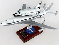 NASA Boeing 747 + Space Shuttle Endeavour Desk Display Model 1/144 ES Airplane