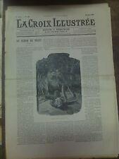 La croix illustrée N° 159 1904 Démon de Veldt Fête des rois R Perrette