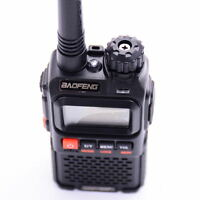 Baofeng UV-3R+ Plus Walkie Talkie CTCSS Dual Band Frequency 2-Way Radio Amazing