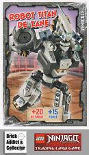 Lego ® Ninjago Carte Trading Card VF Français 2016 N°150