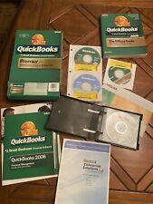 QuickBooks Premier 2006 Comprehensive Financial Management Software Book Intuit
