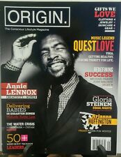 Orgin Issue 21 Quest Love. The Conscious Lifestyle Magazine FREE SHIPPING