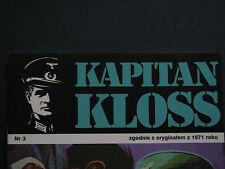 Kapitan Kloss, Ostatnia szansa, Nr 3