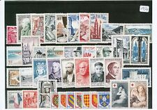 TIMBRES DE FRANCE ANNEE COMPLETE 1954 NEUF LUXE **