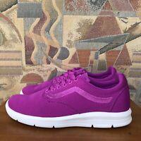 Vans Iso 1.5 Mesh Neon Purple Women's 8 Skate Running Shoes