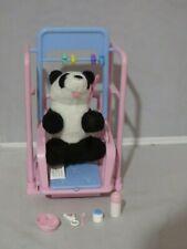 Barbie Ping Ping Panda Zoo Babies Baby Mattel 2000.