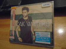 SEALED RARE JAPAN Zak Waters CD Limited EP Tower Records Exclusive pop dance 8tr