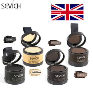 Sevich Hair Powder Cover Up Hairline Shadow Instant Concealer Loss Makeup Tool
