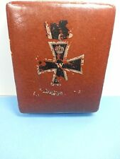 Eiserne Kreuz 2 Klasse Etui EK II WK I WWI