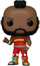 Funko - POP WWE: Mr T Red Hulkmania Shirt Brand New In Box