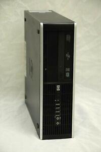 HP Elite 8100, i7 3.2GHz, 16gb, 480GB SSD, Windows 10 Pro SFF Desktop PC