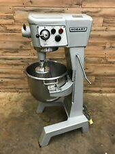 Hobart D300T Mixer W/ Bowl, 3 Attachments, Timer, 115v, Ph1