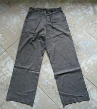 Damen Stoff-Hose grau von Zero Gr. 40