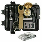 13 In 1 Outdoor Emergency Survival Kit Camping Hiking Tactical Gear Backpack