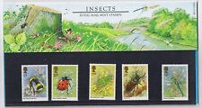GB Presentation Pack 160 1985 Insects 10% OFF 5