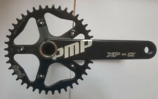 New PMP Crankset   XP -CX 175 mm  Made in Italia