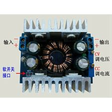 Automatic Boost/Buck Converter CC CV 5-30V To 1-30V 8A 12V/24V Regulator 100W WS