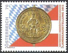 Austria 2012 Santo Golden Bull/Alta Austria Estado exposición/Banderas 1 V (n42516)